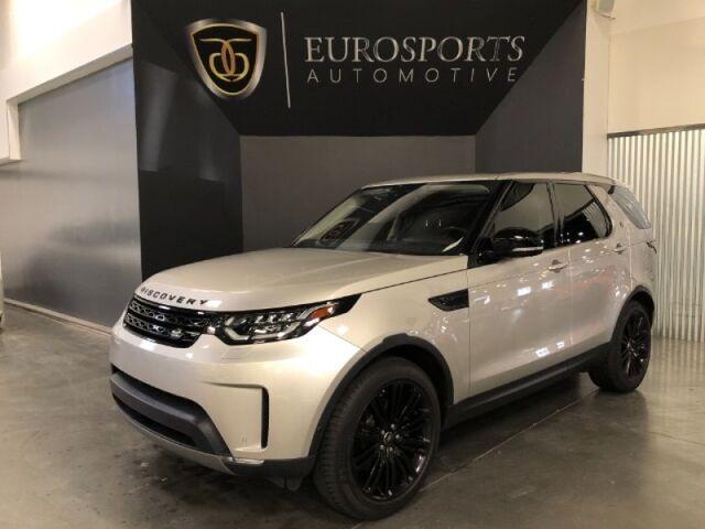 2017 Land Rover Discovery HSE Luxury Salt Lake City UT