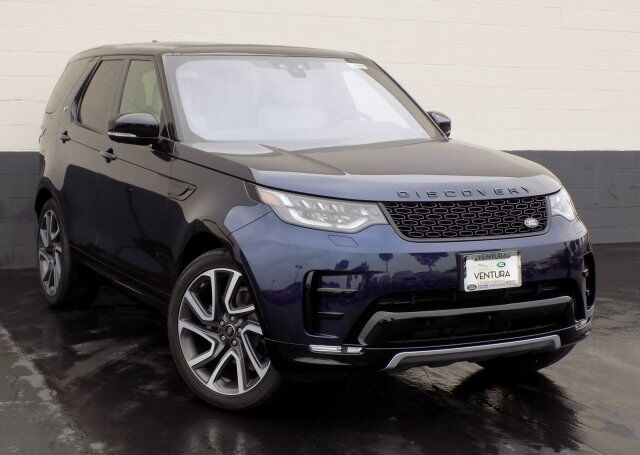 2017 Land Rover Discovery Hse Luxury Ventura Ca