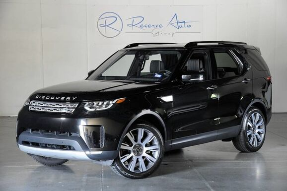2017_Land Rover_Discovery_HSE Luxury Vision Assist Pkg_ The Colony TX