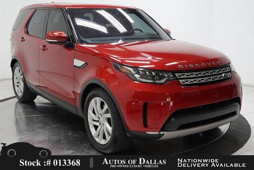 2017_Land Rover_Discovery_HSE NAV,CAM,PANO,PARK ASST,BLIND SPOT,3RD ROW_ Plano TX
