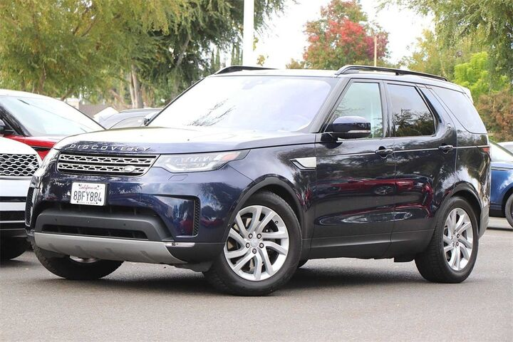 2017 Land Rover Discovery HSE San Jose CA