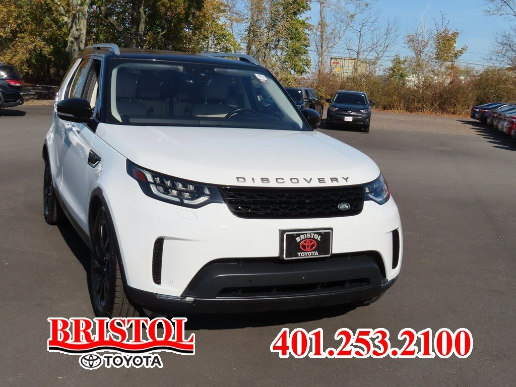 2017 Land Rover Discovery HSE Swansea MA