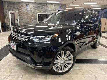 2017_Land Rover_Discovery_HSE_ Worcester MA