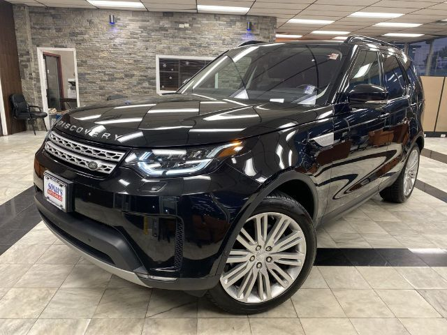 2017 Land Rover Discovery HSE Worcester MA
