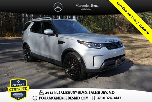 2017_Land Rover_Discovery_SE 4WD ** Pohanka Certified 10 Year / 100,000  **_ Salisbury MD
