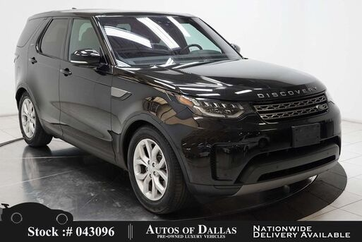2017_Land Rover_Discovery_SE NAV,CAM,PANO,HTD STS,PARK ASST,19IN WLS_ Plano TX
