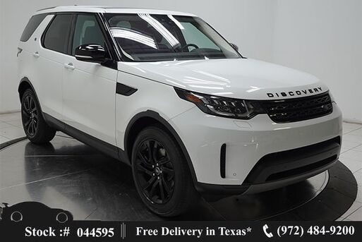 2017_Land Rover_Discovery_SE NAV,CAM,PANO,HTD STS,PARK ASST,20IN WHLS_ Plano TX