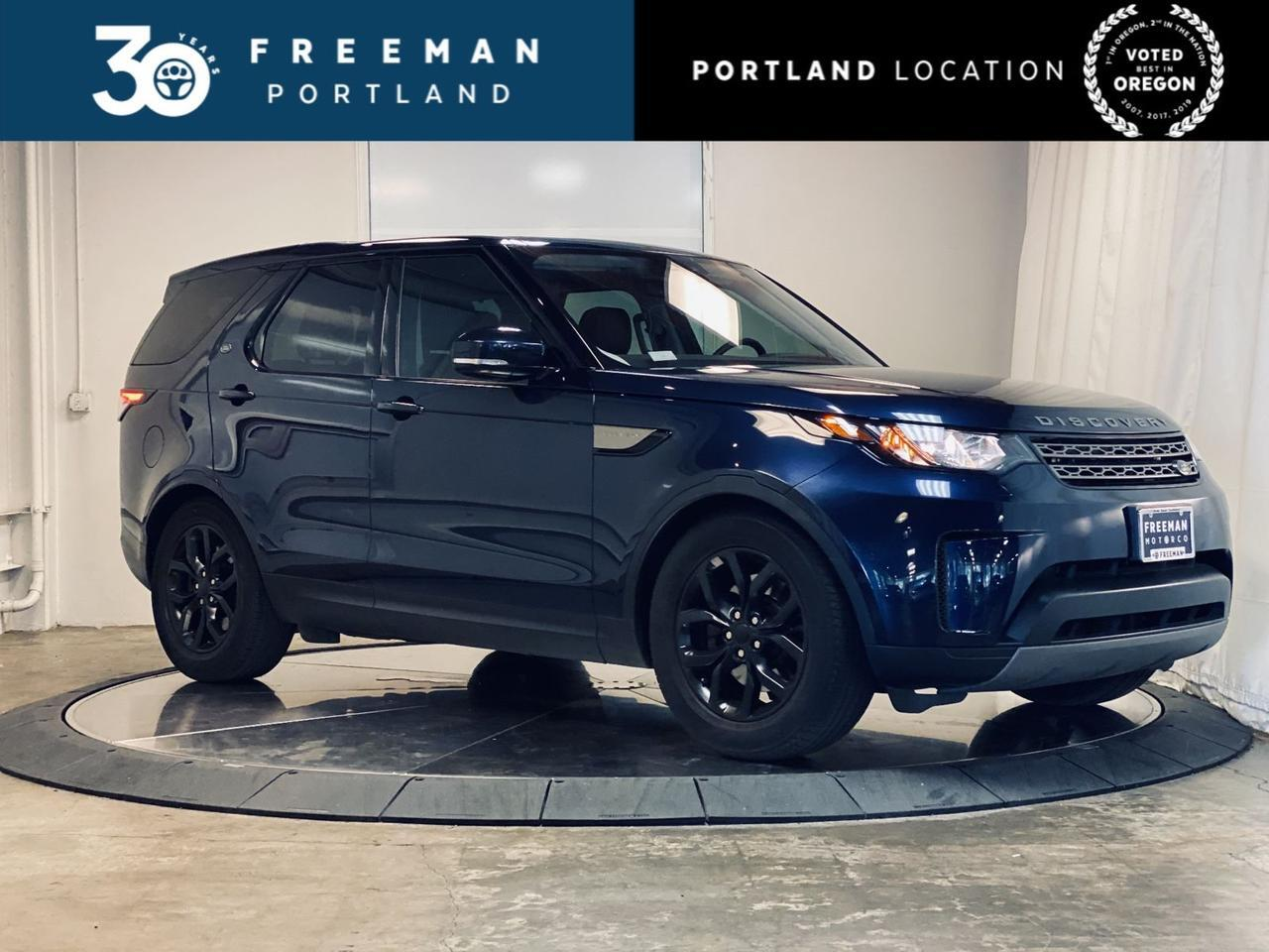 2017 Land Rover Discovery SE Portland OR