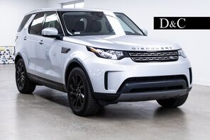 2017_Land Rover_Discovery_SE_ Portland OR