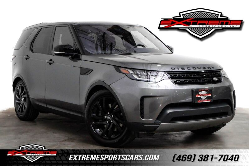 2017 Land Rover Discovery SE Supercharged Addison TX