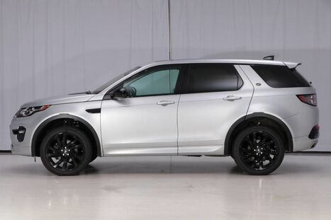 Land Rover Discovery Sport 4WD HSE 2017