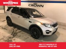 2017_Land Rover_Discovery Sport_AWD/HSE/Panoramic roof/Climate controlled seats/Bluetooth_ Winnipeg MB