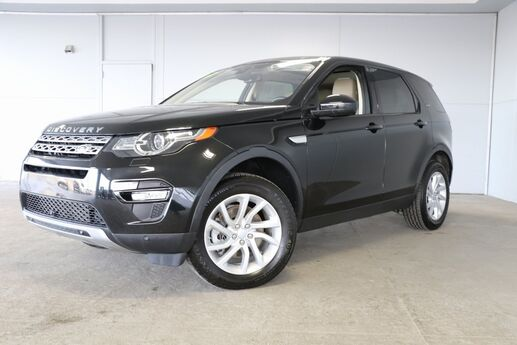 2017 Land Rover Discovery Sport HSE Mission KS