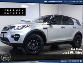 2017 Land Rover Discovery Sport HSE 3rd Row Seat Backup Cam 6k Miles