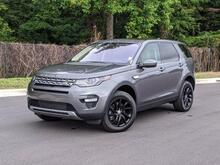 2017_Land Rover_Discovery Sport_HSE 4WD_ Cary NC
