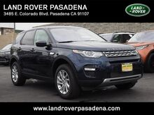 2017_Land Rover_Discovery Sport_HSE 4WD_ Pasadena CA
