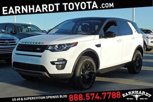 2017_Land Rover_Discovery Sport_HSE 4WD_ Phoenix AZ