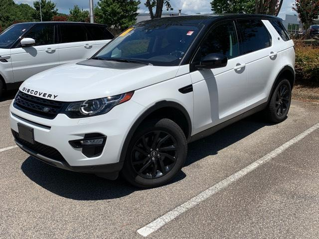 2017 Land Rover Discovery Sport HSE 4WD Raleigh NC