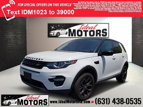 2017 Land Rover Discovery Sport HSE AWD Medford NY