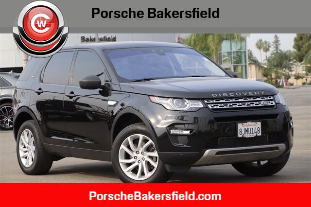 2017 Land Rover Discovery Sport HSE Bakersfield CA