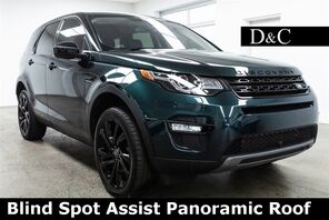 2017_Land Rover_Discovery Sport_HSE Blind Spot Assist Panoramic Roof_ Portland OR
