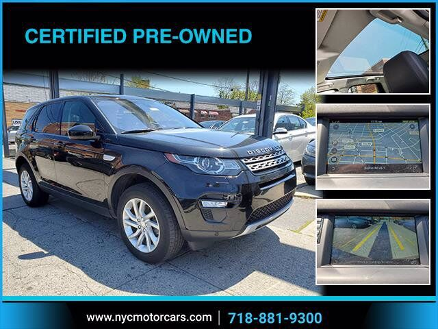2017 Land Rover Discovery Sport HSE Bronx NY