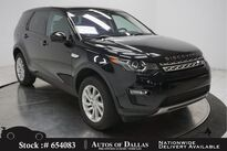 Land Rover Discovery Sport HSE CAM,PANO,PARK ASST,18IN WLS,HID LIGHTS 2017