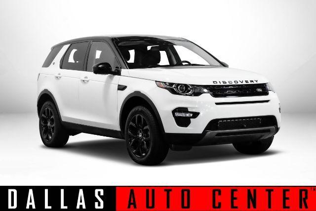 2017 Land Rover Discovery Sport HSE Carrollton TX