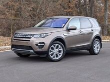 2017_Land Rover_Discovery Sport_HSE_ Cary NC