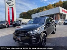 2017_Land Rover_Discovery Sport_HSE_ Covington VA