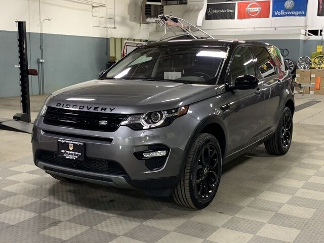 2017 Land Rover Discovery Sport HSE Denver CO