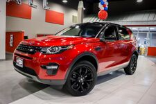 2017 Land Rover Discovery Sport HSE Drivers Assist Plus Climate Comfort Package Audio Upgrade 19 Inch Black Design Package 1 Owner