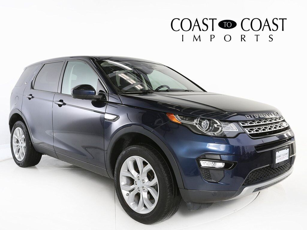 2017 Land Rover Discovery Sport HSE Indianapolis IN