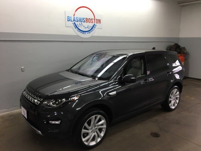 2017 Land Rover Discovery Sport HSE Holliston MA