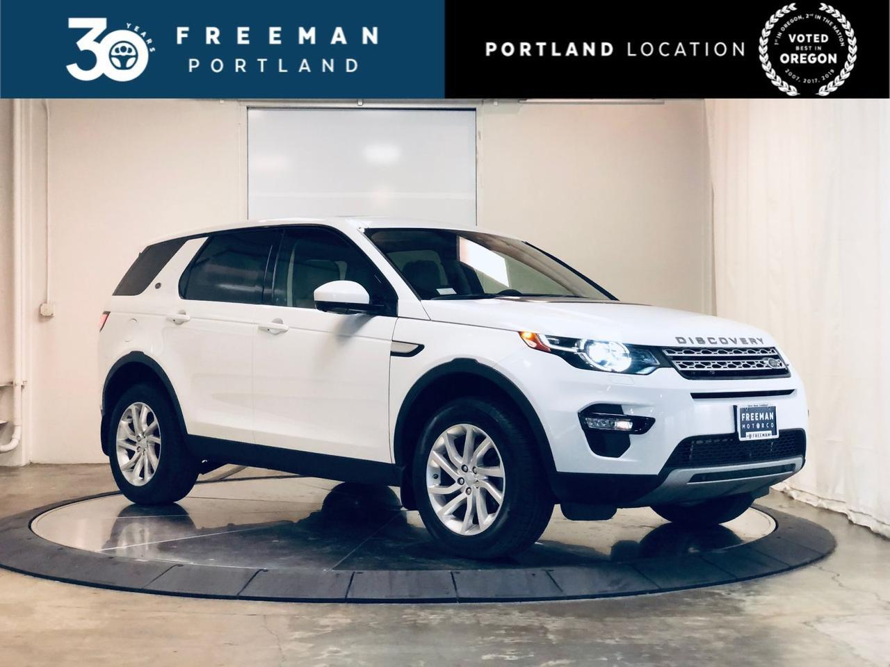 2017 Land Rover Discovery Sport HSE Htd/Ventilated Seats Blind Spot Assist Portland OR