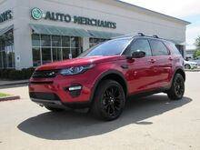 2017_Land Rover_Discovery Sport_HSE  LEATHER SEATS, NAVIGATION, BACKUP CAMERA, LANE DEPARTURE WARNING,  BLUETOOTH CONNECTIVITY_ Plano TX
