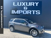 2017_Land Rover_Discovery Sport_HSE_ Leavenworth KS