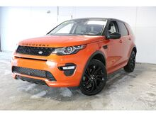 2017_Land Rover_Discovery Sport_HSE Luxury_ Mission KS