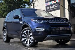 Land Rover Discovery Sport HSE Luxury/AWD/Driver Assist Plus Pkg w/ Navi, Lane Keep Assist, Rearview Camera/Cold Climate Pkg w/ Heated & Ventilated Seats, Heated Steering Wheel/Convenience Pkg w/ Keyless Entry/Meridian Sound 2017