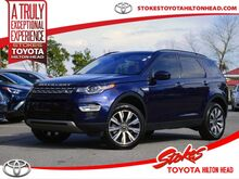 2017_Land Rover_Discovery Sport_HSE Luxury_ Augusta GA
