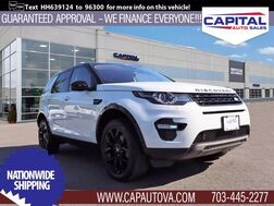 2017_Land Rover_Discovery Sport_HSE Luxury_ Chantilly VA