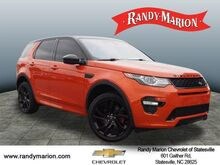 2017_Land Rover_Discovery Sport_HSE Luxury_ Mooresville NC
