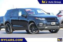2017_Land Rover_Discovery Sport_HSE Luxury_ Salinas CA