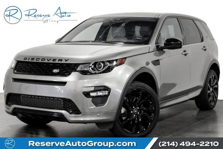 2017 Land Rover Discovery Sport HSE Luxury The Colony TX