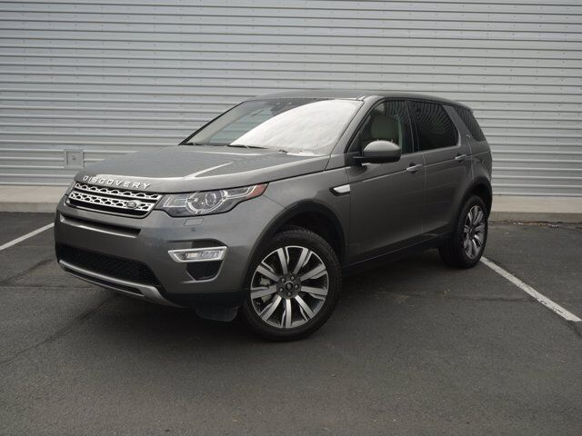 2017 Land Rover Discovery Sport HSE Luxury Tucson AZ