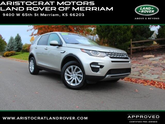 2017 Land Rover Discovery Sport HSE Merriam KS