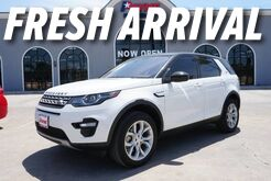 2017_Land Rover_Discovery Sport_HSE_ Mission TX