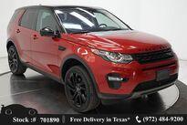 Land Rover Discovery Sport HSE NAV,CAM,PANO,HTD STS,PARK ASST,BLIND SPOT 2017