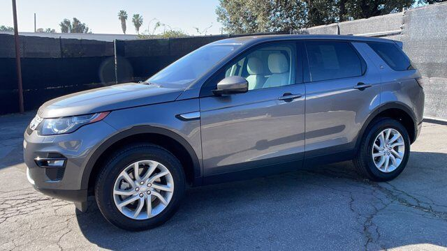 2017 Land Rover Discovery Sport HSE Pasadena CA