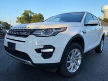 2017_Land Rover_Discovery Sport_HSE_ Raleigh NC
